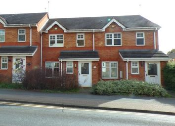 Thumbnail 2 bed terraced house to rent in Cannock Road, Hednesford