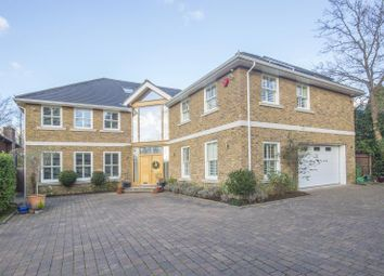Thumbnail 6 bed detached house to rent in Steels Lane, Oxshott, Surrey
