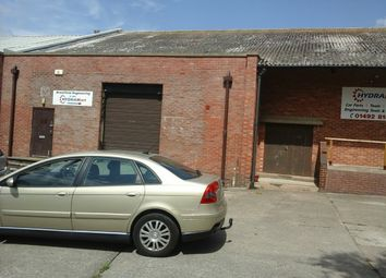 Thumbnail Light industrial to let in Blackmarsh Road, Mochdre