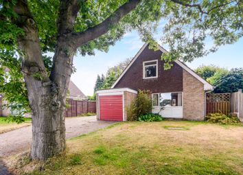 Thumbnail 3 bed detached bungalow for sale in Wolfe Close, Walton, Chesterfield