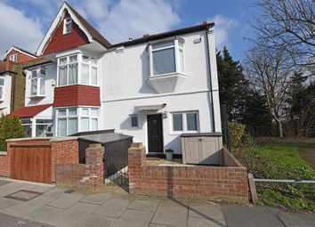 Thumbnail 4 bed end terrace house for sale in Home Park Road, London