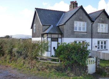 Thumbnail Property for sale in Nanhoron, Pwllheli, Gwynedd, .