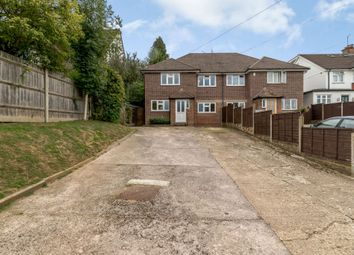 Thumbnail 3 bed semi-detached house for sale in Hampermill Lane, Watford