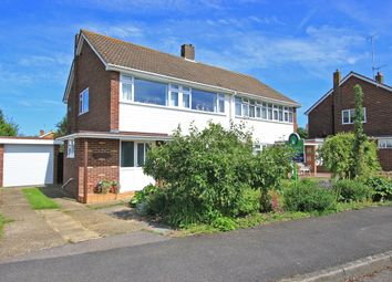 Thumbnail 3 bed semi-detached house for sale in The Warrens, Hartley, Kent