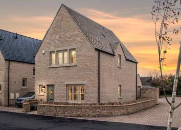 Thumbnail 3 bed detached house for sale in Nightingale Way, South Cerney, Cirencester