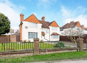 4 bed detached house for sale in Chessington Road, Ewell, Epsom KT17