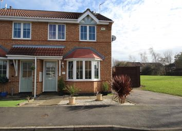 Thumbnail 3 bed semi-detached house for sale in Kingfisher Road, Adwick-Le-Street, Doncaster