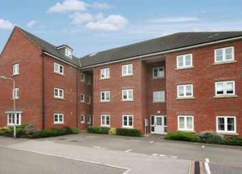 Thumbnail 2 bed flat for sale in Milburn Drive, St Crispins, Northampton
