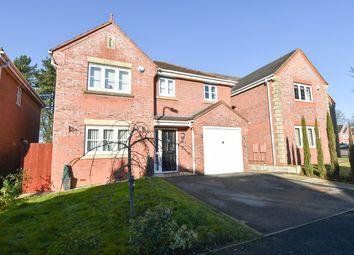 Thumbnail 4 bed detached house for sale in Appletrees Crescent, Woodland Grange, Bromsgrove