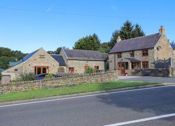 Thumbnail 5 bed detached house for sale in Cotton House Farm, Amber Lane, Ashover, Derbyshire