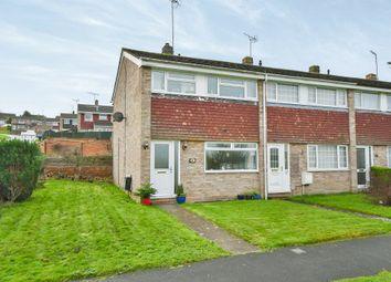 Thumbnail 3 bedroom end terrace house for sale in Windrush, Highworth, Swindon
