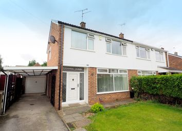 Thumbnail 3 bedroom semi-detached house for sale in Anslow Avenue, Sutton-In-Ashfield