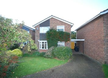 Thumbnail 3 bed detached house for sale in Dulverton Road, Abington Vale, Northampton