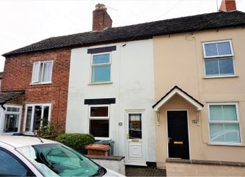 Thumbnail 2 bed terraced house for sale in Hall Street, Church Gresley, Swadlincote