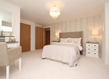 Thumbnail 1 bedroom flat for sale in Folland Court Hamble Lane, Hamble, Southampton