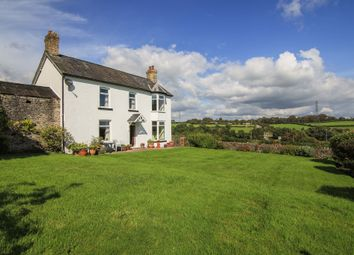 Thumbnail 4 bed farmhouse for sale in Cowbridge Road, Talygarn, Pontyclun