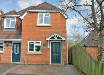 Thumbnail 2 bed end terrace house for sale in Chapel Road, Swanmore, Southampton