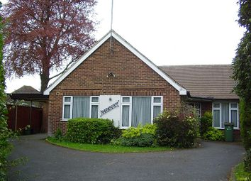 Thumbnail 2 bed detached house to rent in Leatherhead Road, Bookham, Leatherhead