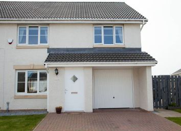 Thumbnail 4 bed semi-detached house for sale in 13 Priesthill View, Stevenston