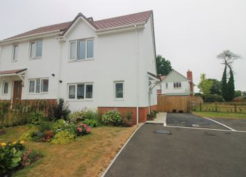 Thumbnail 2 bed semi-detached house for sale in Hawthorne Close, Ottery St Mary