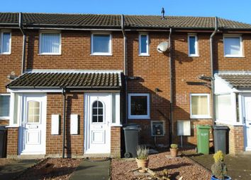 Thumbnail 2 bed terraced house to rent in Lindisfarne Walk, Guidepost, Choppington