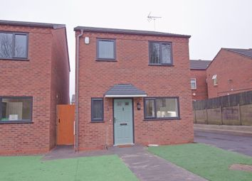 Thumbnail 3 bed detached house to rent in Sandon Old Road, Stoke-On-Trent