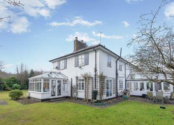 Thumbnail 5 bed detached house to rent in Long Bottom Lane, Seer Green, Beaconsfield