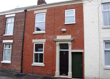 Thumbnail 2 bed terraced house to rent in Inkerman Street, Ashton On Ribble, Preston