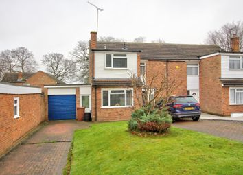 Thumbnail 3 bed semi-detached house for sale in Dargets Road, Walderslade, Chatham