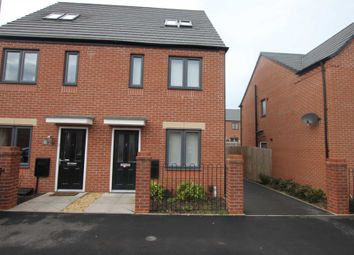 Thumbnail 3 bedroom semi-detached house for sale in 4 Exeter Gardens, Wolverhampton