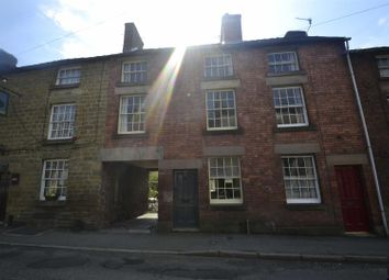 Thumbnail 1 bed terraced house to rent in Yokecliffe Lane, West End, Wirksworth, Matlock