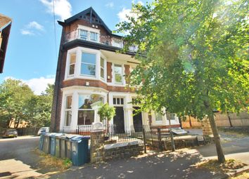 Thumbnail 2 bed flat to rent in Fox Road, West Bridgford