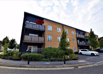 Thumbnail 2 bed flat for sale in Witham House, Schoolfield Way, Grays, Essex