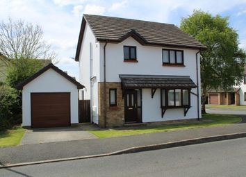 Thumbnail 3 bed detached house for sale in Hermitage Grove, Haverfordwest