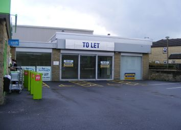 Thumbnail Commercial property to let in Retail With Storage Space, Harwood Road, Rishton