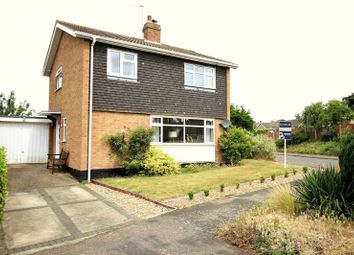 Thumbnail 3 bed detached house for sale in Church Close, Chedgrave, Norfolk