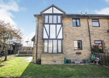 Thumbnail 1 bed terraced house for sale in Astral Close, Henlow