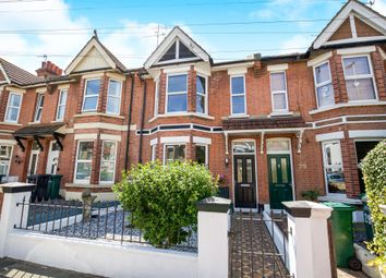 Thumbnail 3 bed terraced house for sale in Franklin Road, Portslade, Brighton