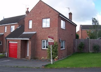 Thumbnail 3 bed detached house to rent in Elmhurst Avenue, Broadmeadows, South Normanton, Derbyshire