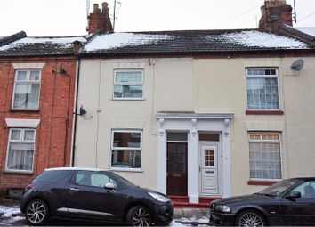 Thumbnail 3 bed terraced house for sale in Lower Thrift Street, Abington, Northampton
