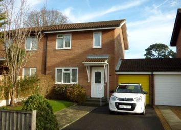 Thumbnail 3 bed property to rent in Marryat Road, New Milton