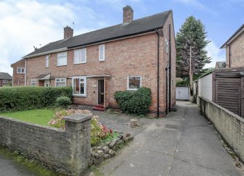 Thumbnail 3 bed semi-detached house for sale in Vale Crescent North, Nottingham