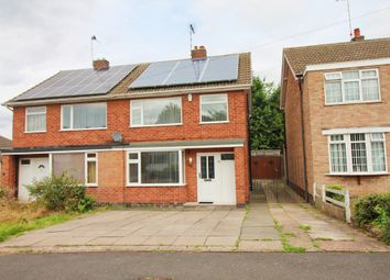 Thumbnail Semi-detached house for sale in Turner Rise, Oadby