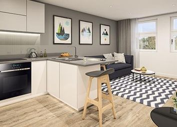 Thumbnail 2 bedroom flat for sale in Britannia House, Eastgate Street, Stafford