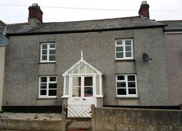 Thumbnail 3 bed terraced house to rent in Week St. Mary, Holsworthy