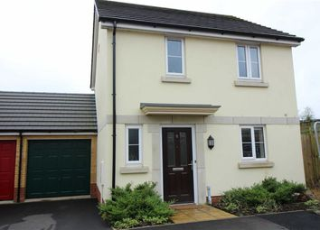 Thumbnail 3 bedroom link-detached house for sale in Kensington Close, Barnstaple