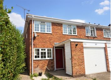 Thumbnail 3 bed semi-detached house to rent in Mccarthy Way, Wokingham