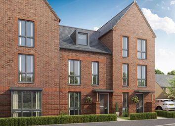 "Thumbnail 3 bedroom terraced house for sale in ""Kennett"" at Pedersen Way, Northstowe, Cambridge"
