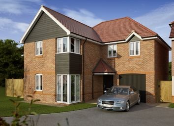 Thumbnail 4 bed detached house for sale in Brick Lane, Slinfold
