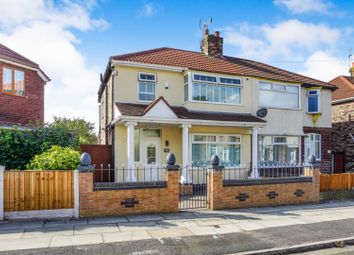 Thumbnail 3 bed semi-detached house for sale in Renwick Road, Liverpool
